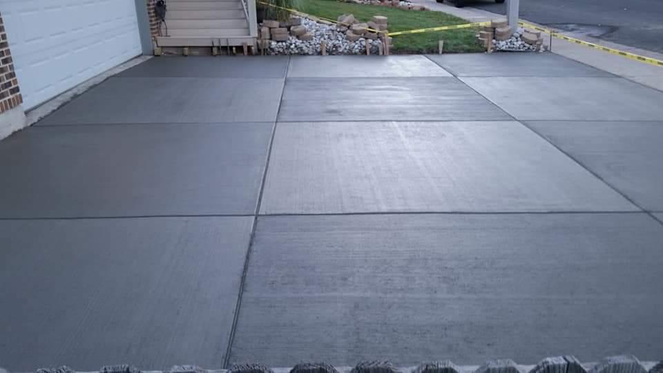 Skye Asphalt concrete contractor in Plano