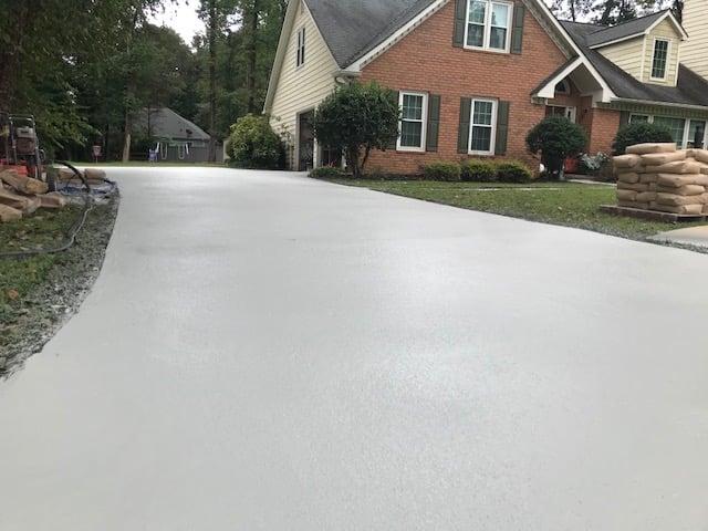 driveway resurfacing Skye Asphalt plano TX